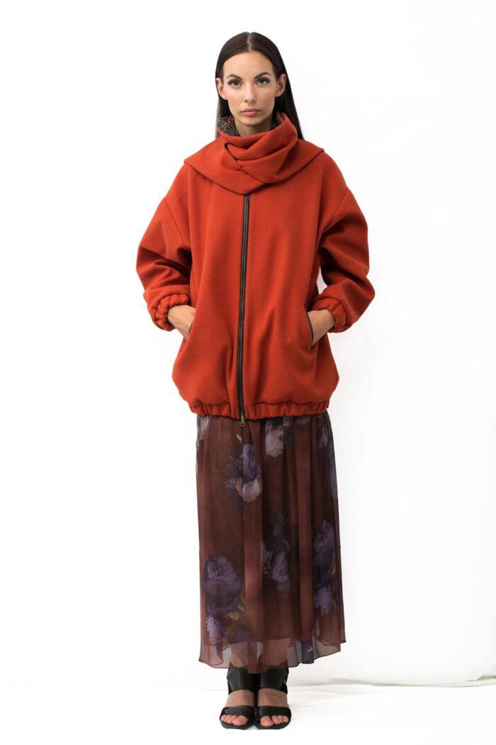 Fantasia Silk Skirt