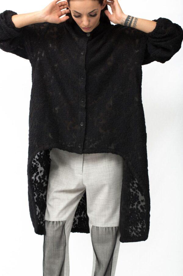 drawstring tunic