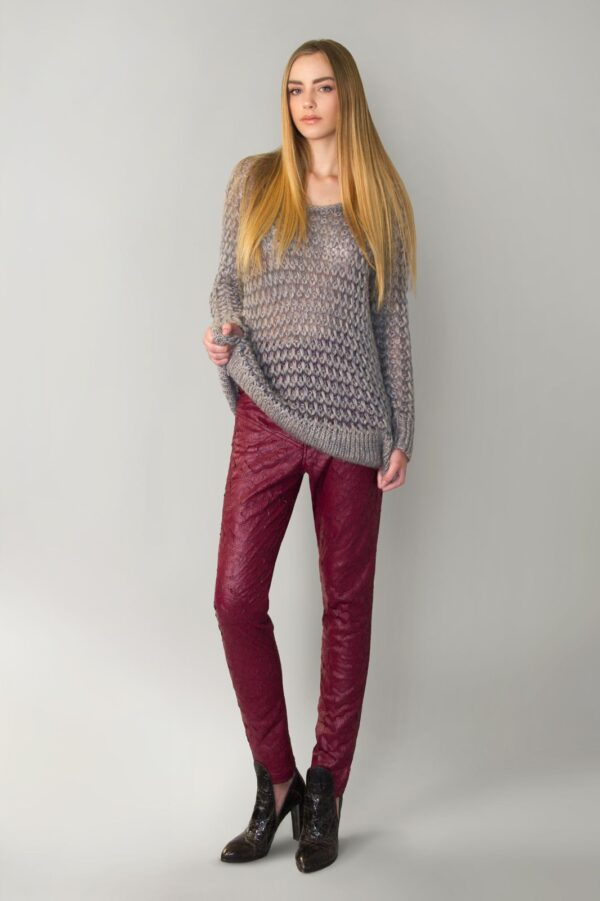 cut-out-eco-leather-pants