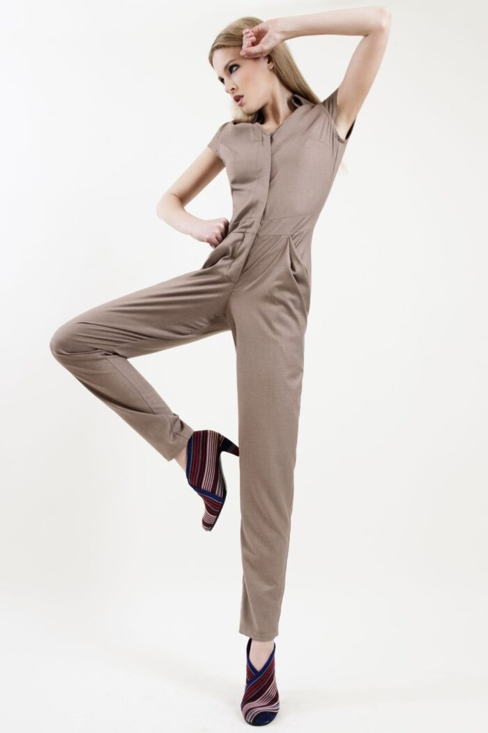 highwaist jumpsuit