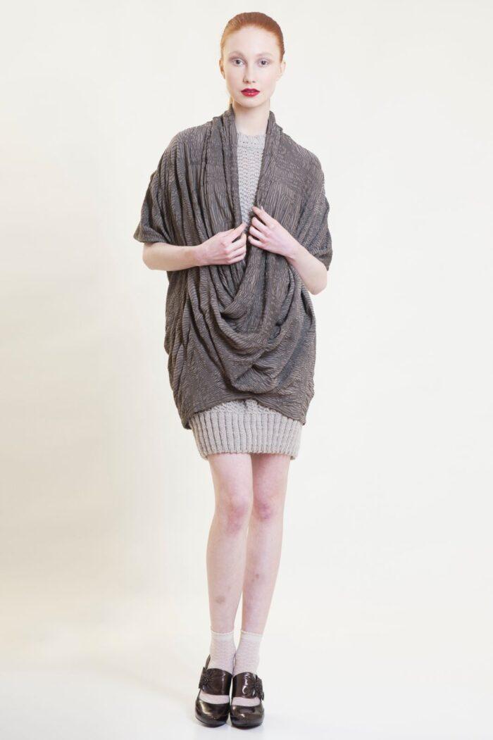 oversize knit-
