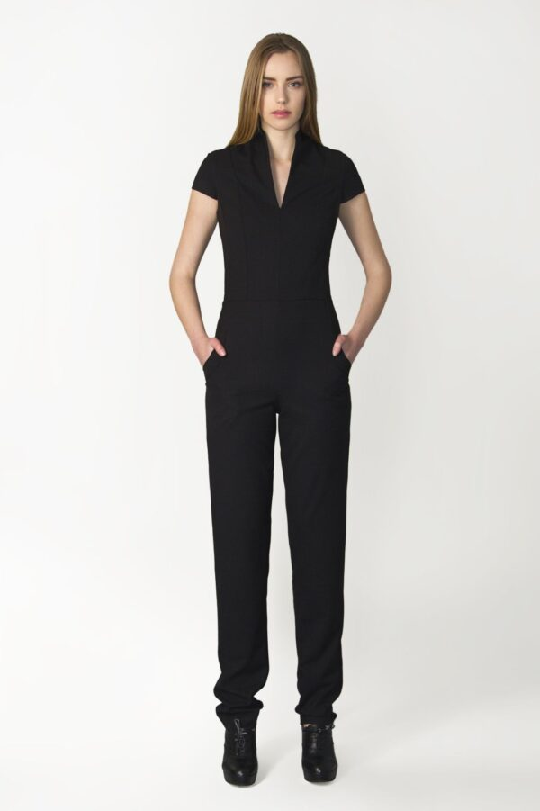 triple pocket jumpsuit
