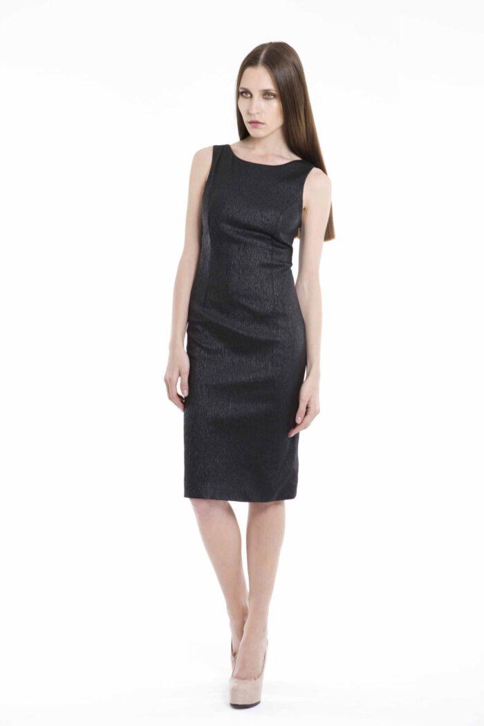 v back dress