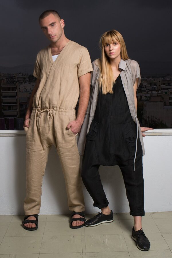 lowcrotch jumpsuit